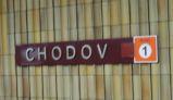 Metro station Chodov!