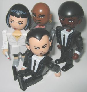 Pulp Fiction, the action figures!